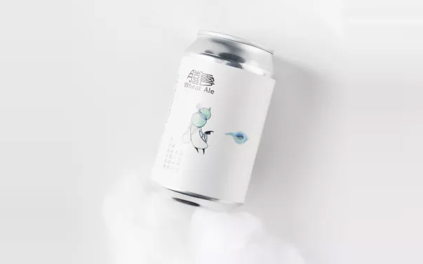 比利时小麦风格啤酒:道酿腾云小麦啤酒