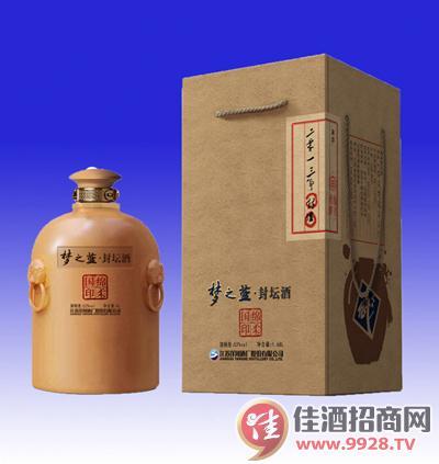 梦之蓝 封坛酒价值被消费者的广泛认