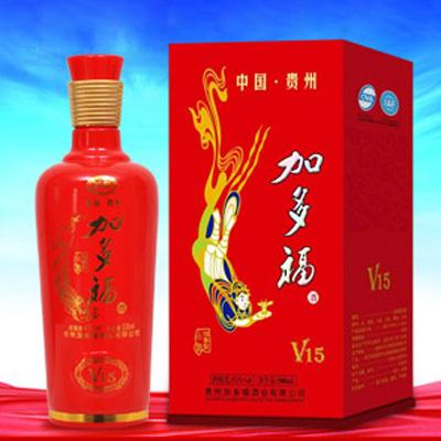 贵州白酒招商就选加多福酒
