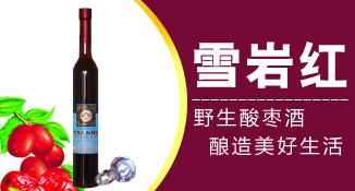 宁夏雪岩红野生果酒有限公司
