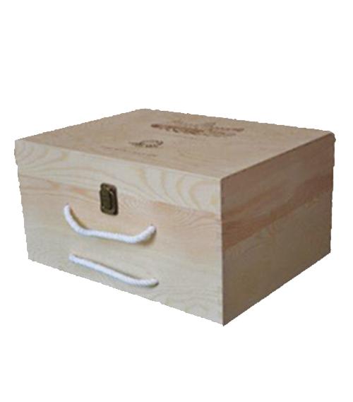 6支�p排木箱包�b