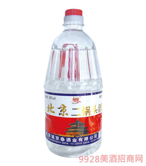 京泰北京二锅头酒2Lx6