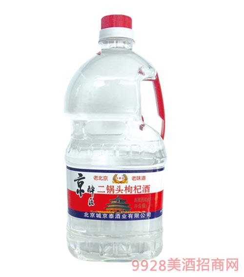 二锅头枸杞酒1Lx12