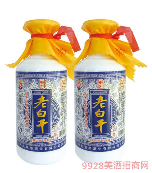 老白干(白瓷瓶)250ml