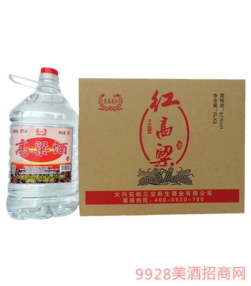 京泰龙江52度5升高粱酒
