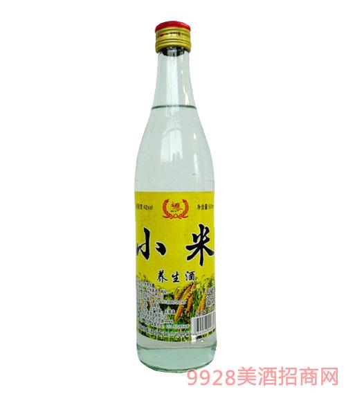 小米养生酒酒一斤