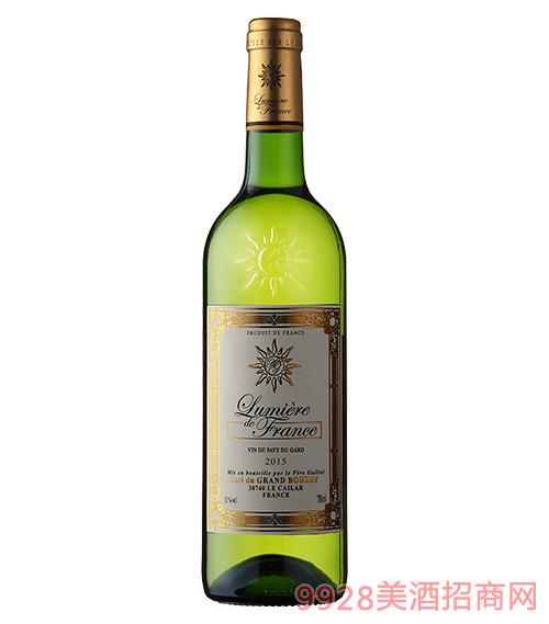 法國之光·金標干白葡萄酒