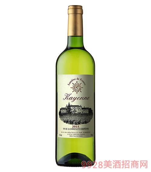 法國之光·凱宴干白葡萄酒