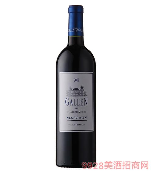 法国之光·玛歌圣加仑干红葡萄酒