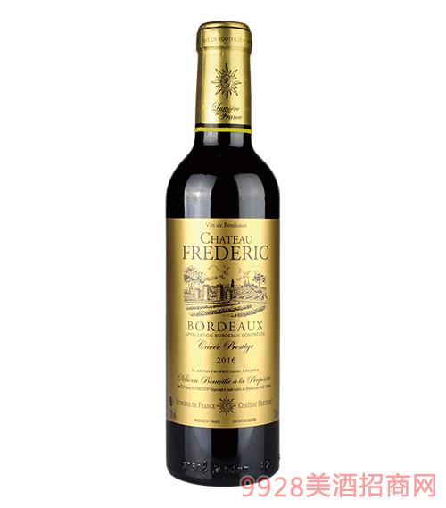 法国之光·富来庄园干红葡萄酒375ml