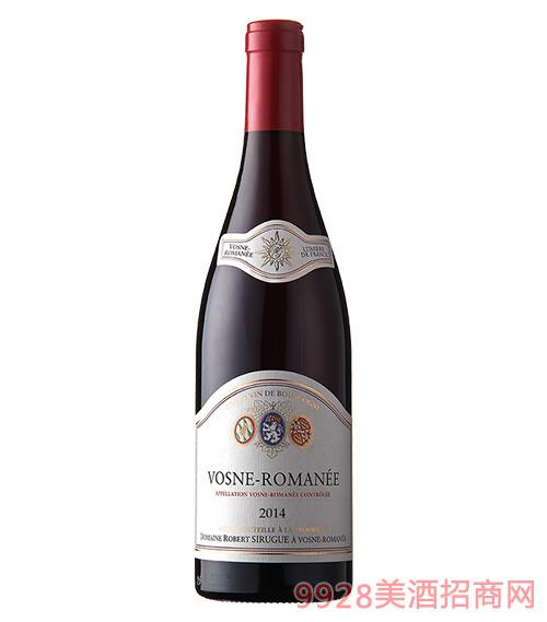 法国之光・罗曼尼・罗伯特庄?#26696;?#32418;葡萄酒