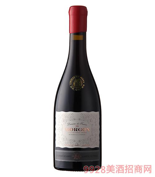 法国之光·摩根珍藏干红葡萄酒