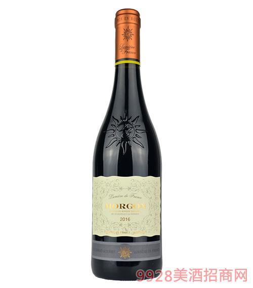法国之光·摩根干红葡萄酒