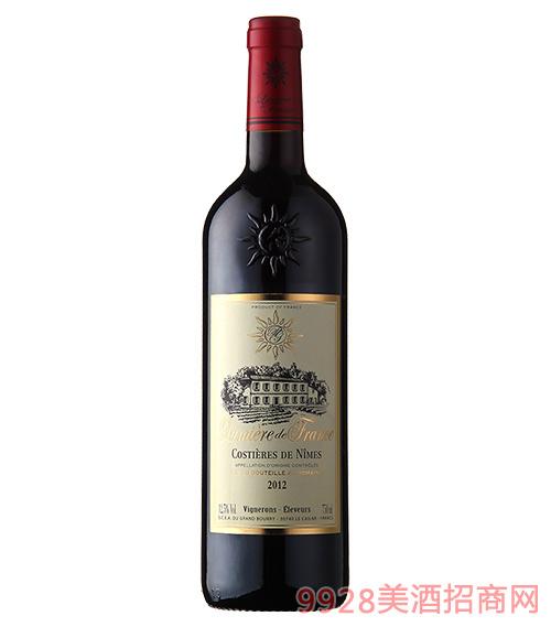 法国之光·经典干红葡萄酒
