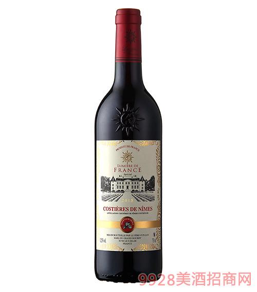 法国之光·特酿干红葡萄酒