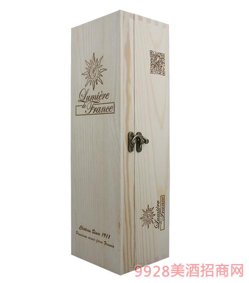 �纹垦b木盒