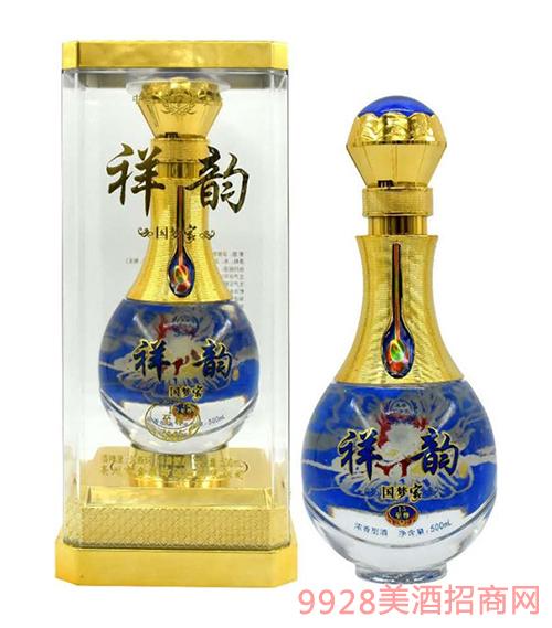 祥韵国梦家酒500ml