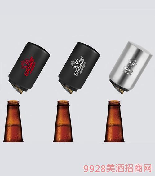 大满冠啤酒启瓶器物料展示图