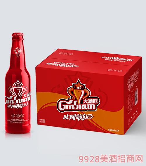 大�M冠啤酒此刻敬自己系列330ml�X瓶