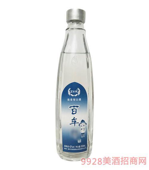 百年郎酒500ml