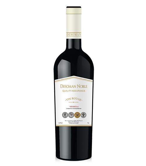 德索曼贵族干红葡萄酒14.5度750ml