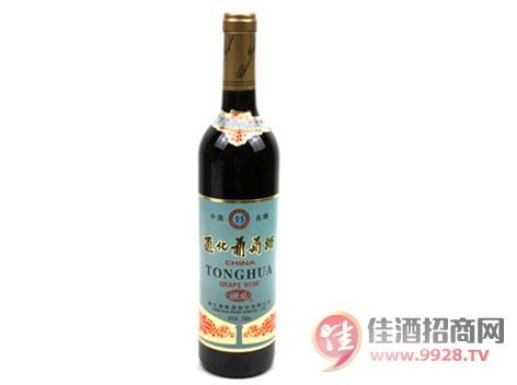 通化葡萄酒:红梅