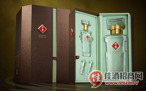 文君酒推出珍藏版新年礼盒装