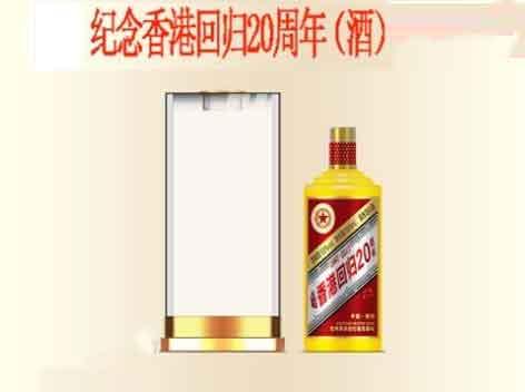 纪念香港回归20周年酱香型白酒新品上市!!