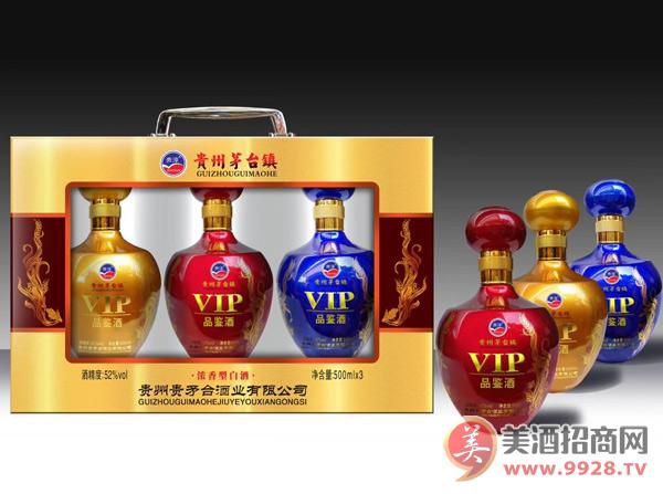 贵州茅台镇VIP品鉴酒礼盒装新品隆重上市,您的送礼好选择!