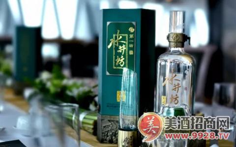 浓香超高端白酒:水井坊菁翠新品隆重上市
