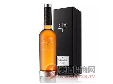 图里巴丁推出52年陈酿威士忌