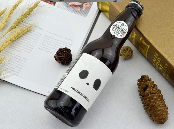 熊猫眼蜂蜜艾尔啤酒,适合国人的啤酒