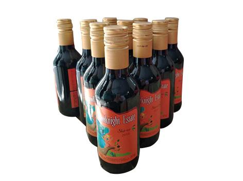 澳洲葡萄酒小熊西拉干红,充满个性与活力!