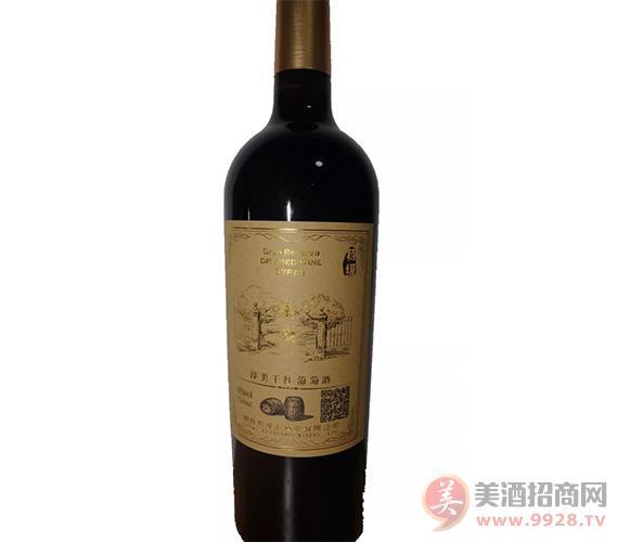 淳美干红葡萄酒