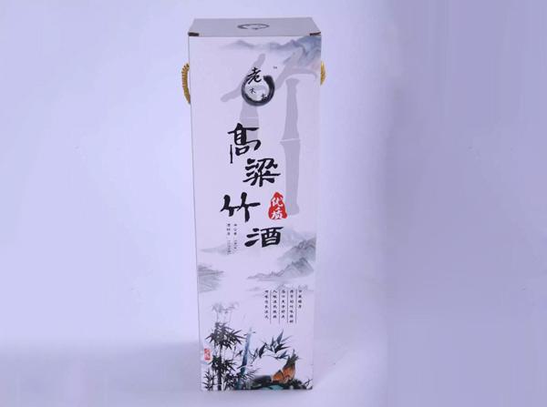 老木盆高粱竹酒新品震撼上市!