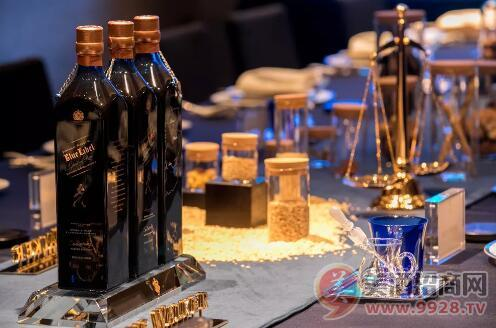 尊尼获加蓝牌消逝的酒厂系列布朗拉限量版