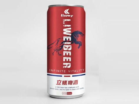 立威啤酒330ml千禧罐新品预定火热进行中!