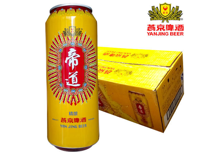 燕京帝道啤酒:地道鲜爽新感觉