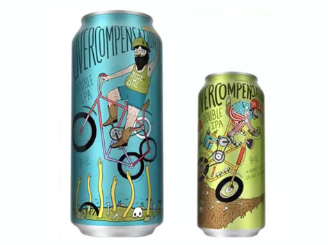 AGAINST THE GRAIN 发布高酒精度双倍IPA啤酒