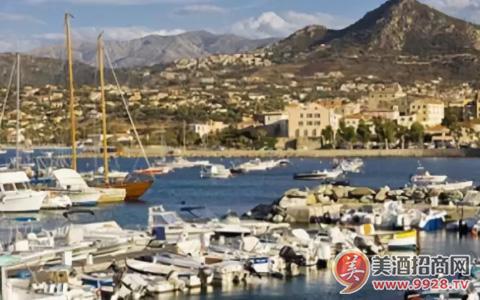 法国葡萄酒产区知识点之美丽岛-科西嘉岛