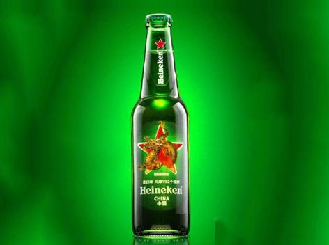 喜力啤酒推出首套限量版中国瓶,即将发售!!
