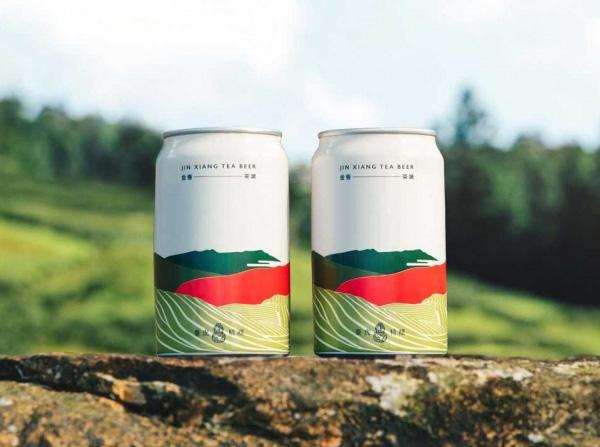 【啤酒新品】台虎精酿推出的台湾限定茶香啤酒——金香茶啤酒!