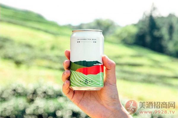 金香茶啤酒