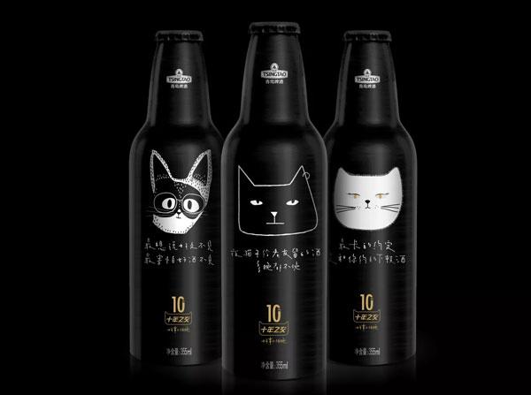 青岛啤酒推出啤酒新品:夜猫子啤酒