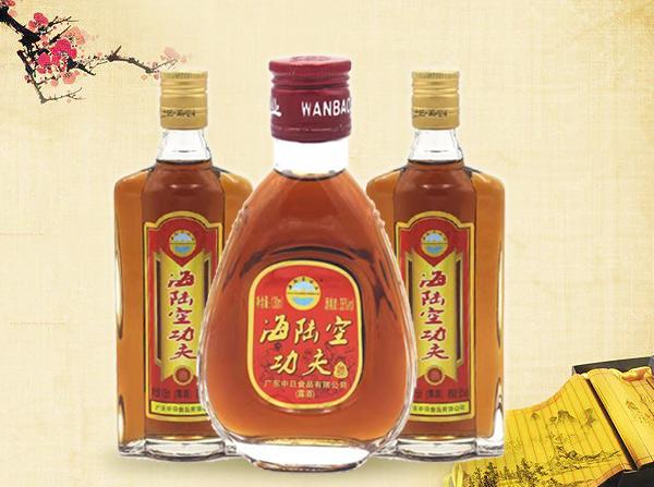 【冬季养生酒新品】海陆空功夫酒隆重上市!火热招商进行中!