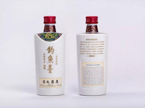 钓鱼台景泰蓝酒新品首发会在京召开