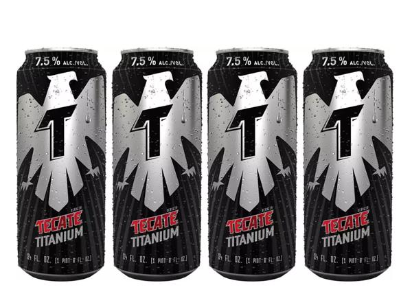 喜力推出高酒精浓度啤酒——Tecate啤酒