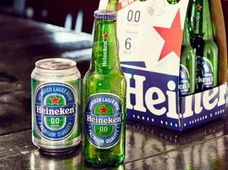 喜力先后推出无酒精和高酒精啤酒,能否走俏市场?