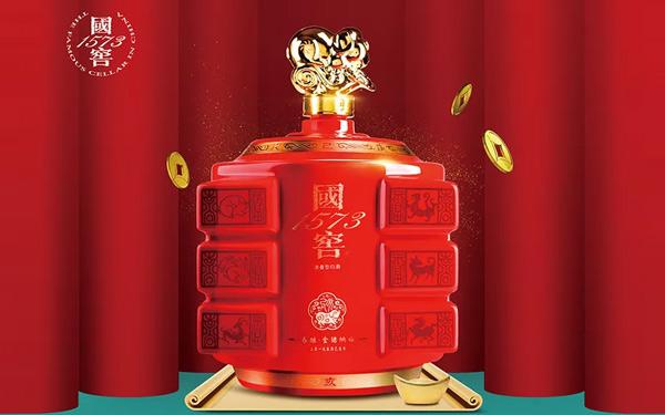 国窖1573春酿·金猪纳福多少钱一瓶?