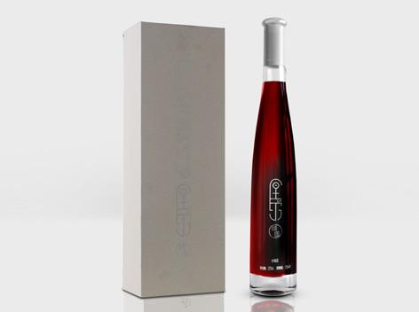 厘尔·倾国树莓酒新品上市!
